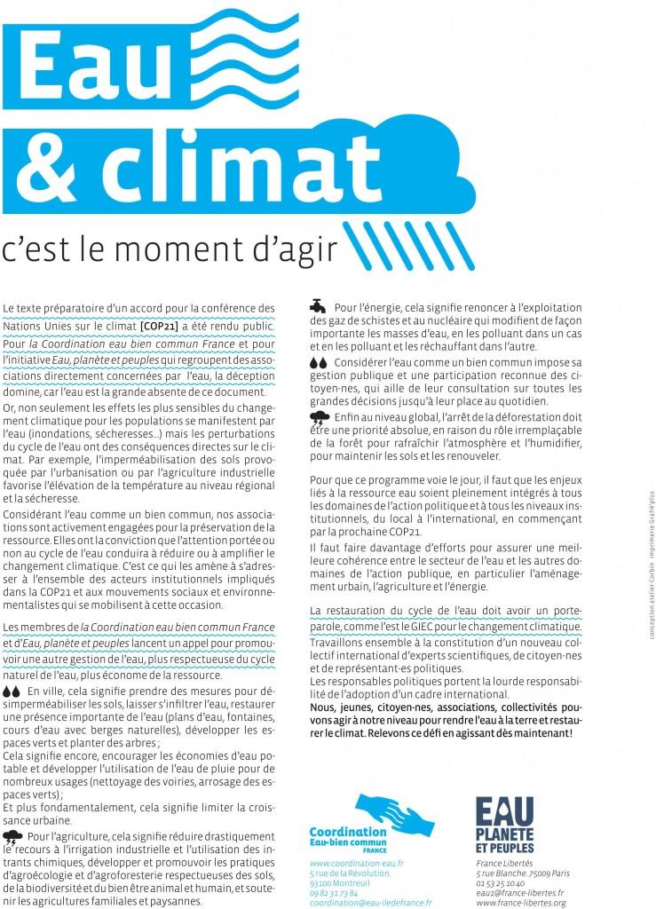 CLIMAT-déclaration